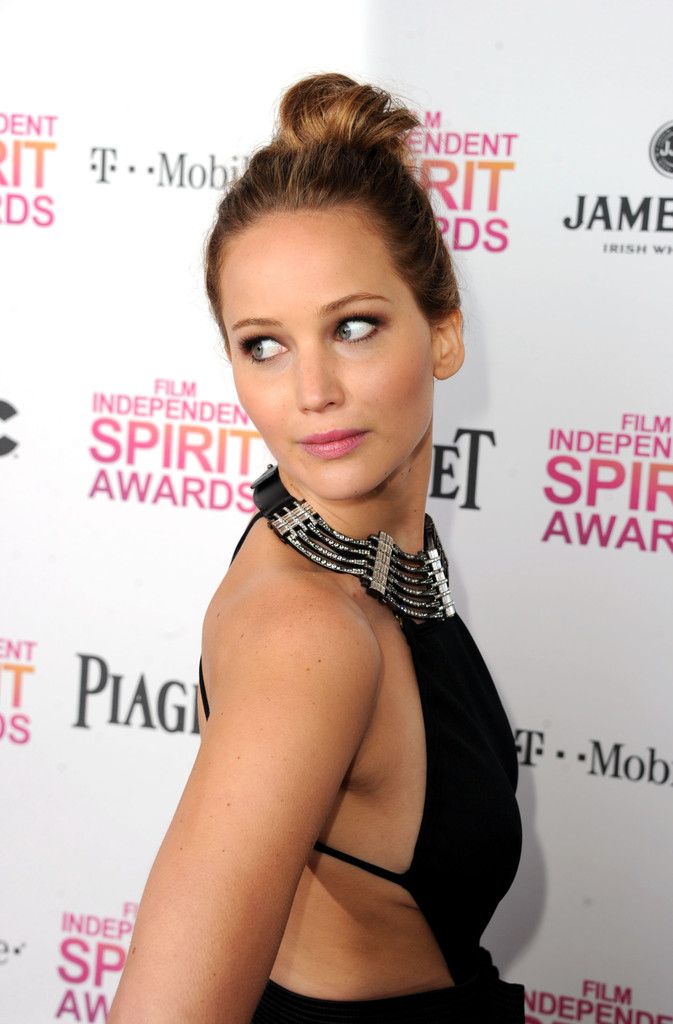 Phrase... super, jennifer lawrence spirit awards join told