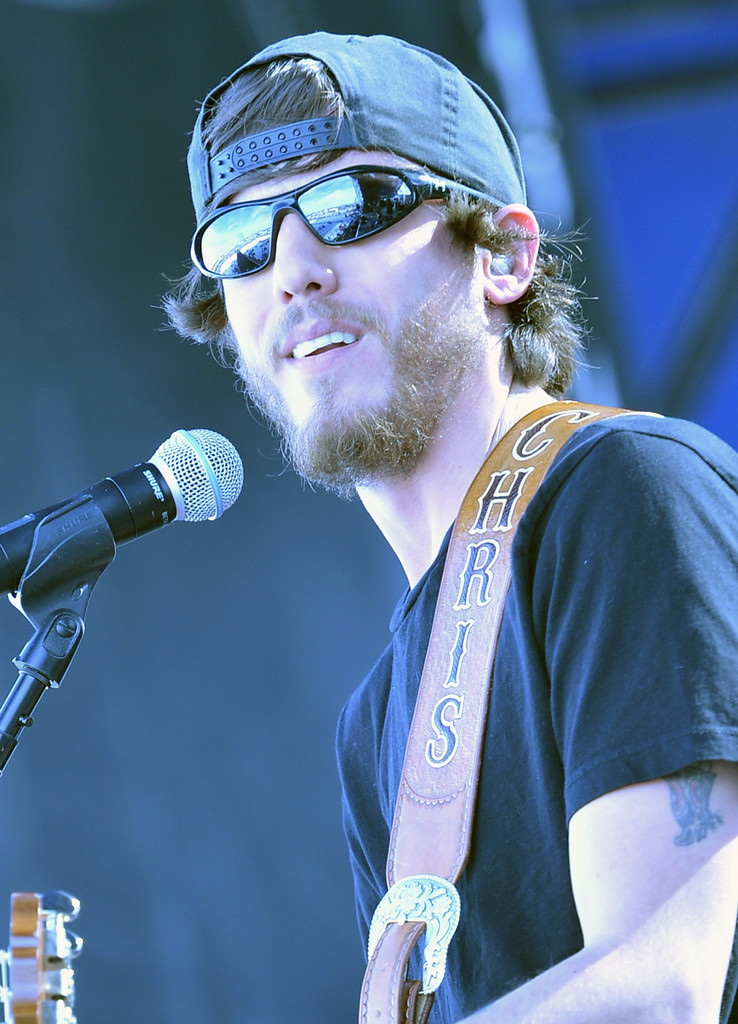 Chris Janson In Arizona Country Thunder Music Festival