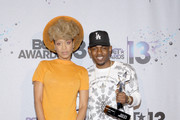 Erykah Badu and Kendrick Lamar Photos Photo