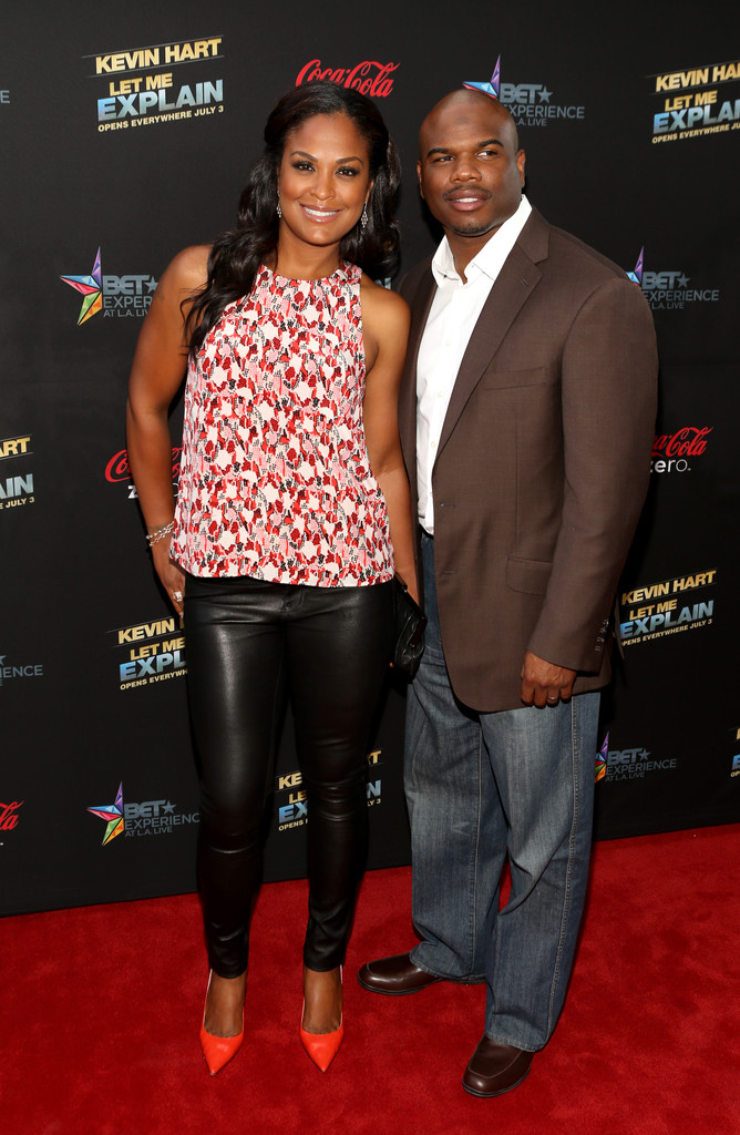 ¿Cuánto mide Laila Ali? - Real height and weight 2013+BET+Experience+Movie+Premiere+Let+Explain+FvdIakv3N7Ax