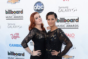 Icona Pop at the 2013 Billboard Music Awards - Best Dressed at the 2013 Billboard Music Awards