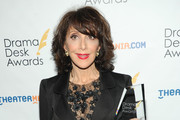 Andrea Martin attends 2013 Drama Desk Awards at Town Hall on May 19, 2013 in New York City.