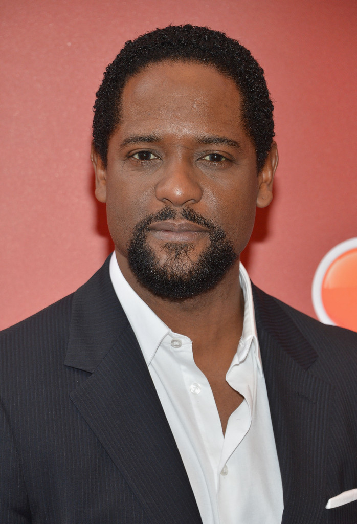 Blair Underwood in Red Carpet at the NBC Upfront Event in ...  Blair Underwood...