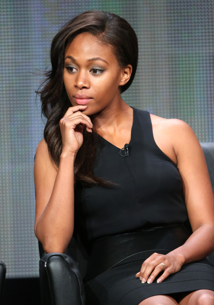 Nicole Beharie in 2013 Summer TCA Tour - Day 9 - Zimbio
