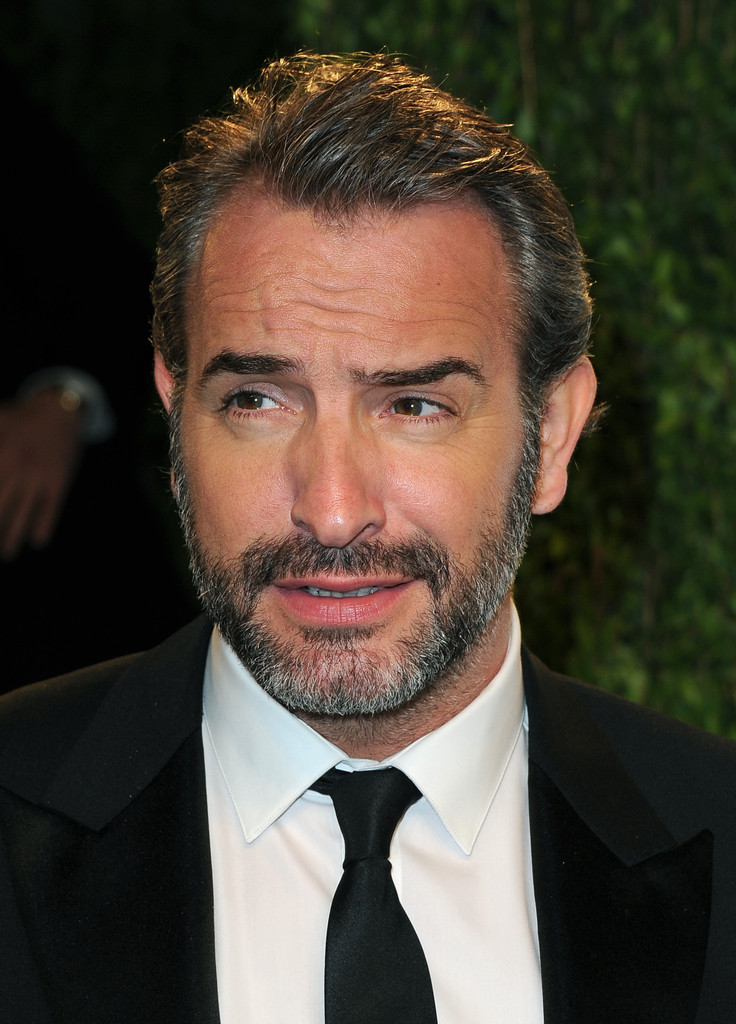 Jean dujardin photos photos 2013 vanity fair oscar party for Jean dujardin jeune