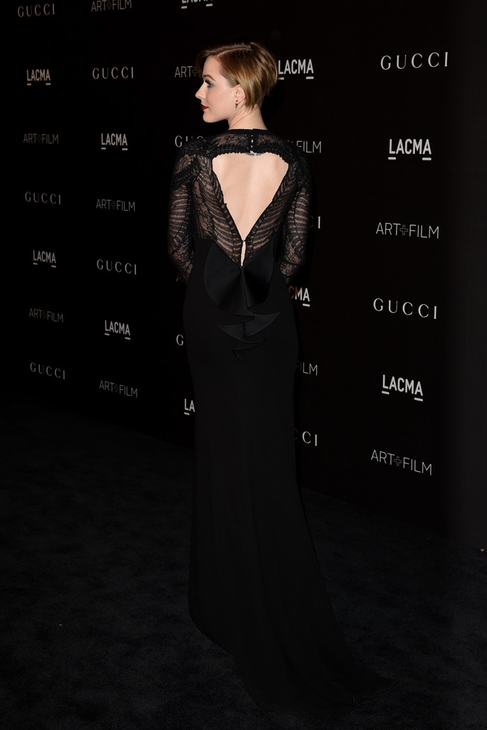 Red Carpet Review: 2014 LACMA Art + Film Gala | ART BECOMES YOU