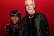 Actress Cicely Tyson (L) and producer/director Jon Avnet attend the 2014 AFI Conservatory Commencement Ceremony at the TCL Chinese Theatre on June 11, 2014 in Hollywood, California.