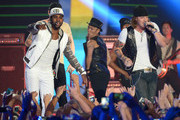 Jason Derulo and Tyler Hubbard Photos Photo