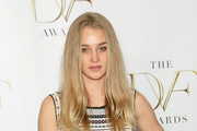 Elizabeth Gilpin attends the 2014 DVF Awards on April 4, 2014 in New York City.
