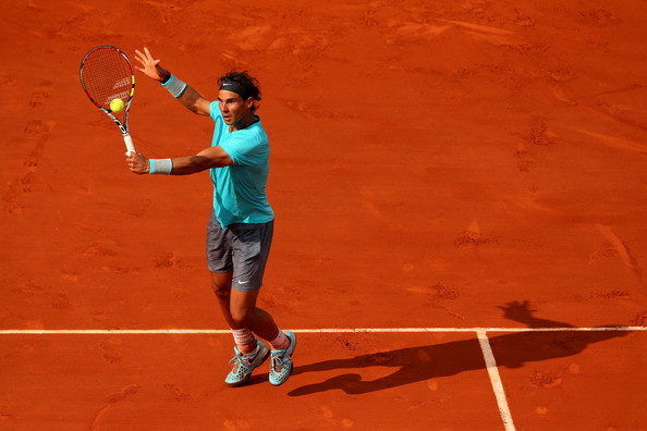 Nadal going for tenth Barcelona title after defeating Horacio Zeballos in semis