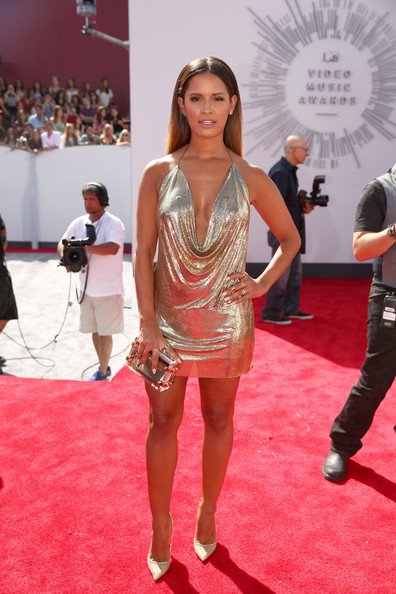 TV personality Rocsi Diaz attends the 2014 MTV Video Music Awards at The Forum on August 24, 2014 in Inglewood, California.