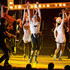 "Alan Cumming Photos - Alan Cumming and the cast of ""Cabaret"" perform onstage during the 68th Annual Tony Awards at Radio City Music Hall on June 8, 2014 in New York City. - 2014 Tony Awards - Show"