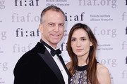 Dr. Charles Manger and Socialite Zani Gugelmann attend The 2014 Trophee Des Arts Gala at The Plaza Hotel on December 5, 2014 in New York City.