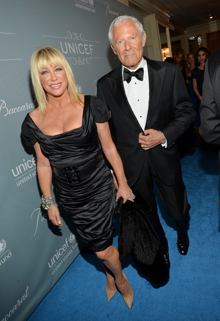 Suzanne Somers Pictures - Arrivals at the UNICEF Ball ... |Suzanne Somers 2014