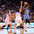 Guard Epiphanny Prince #10 of the Chicago Sky shoots the ball against forward Penny Taylor #13 and center Ewelina Kobryn #11 of the Phoenix Mercury in the second half during game one of the WNBA Finals at US Airways Center on September 7, 2014 in Phoenix, Arizona. The Mercury won 83-62. NOTE TO USER: User expressly acknowledges and agrees that, by downloading and or using this photograph, User is consenting to the terms and conditions of the Getty Images License Agreement.