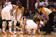 Brittney Griner Candice Dupree Photos Photo