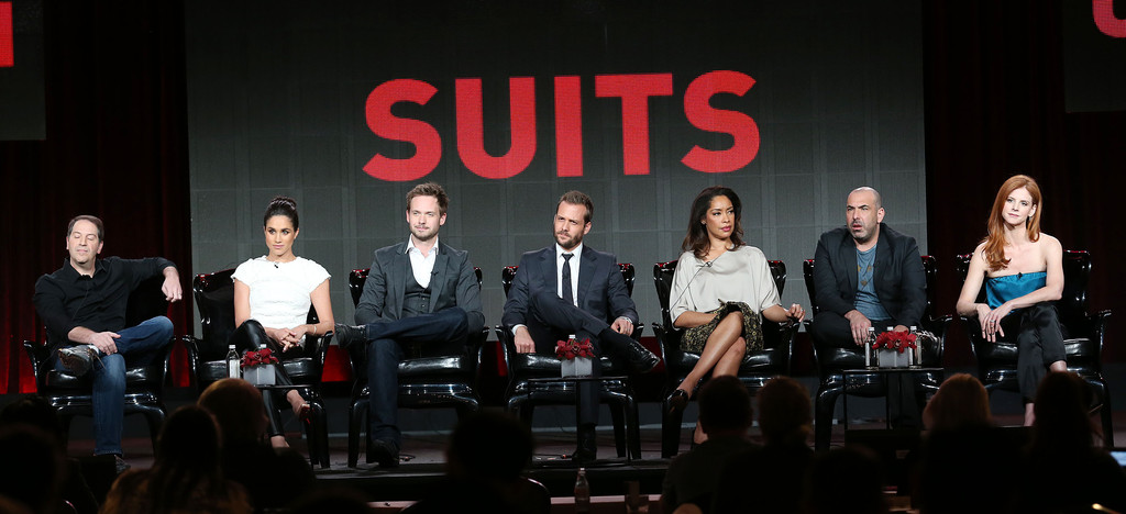 'Suits' Star Meghan Markle's Style On and Off Set