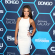 Danielle Campbell in all white