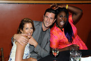 (L-R) Actors Alysia Reiner, Pablo Schreiber and Danielle Brooks in the audience at the 2014 Young Hollywood Awards brought to you by Samsung Galaxy at The Wiltern on July 27, 2014 in Los Angeles, California. The Young Hollywood Awards will air on Monday, July 28 8/7c on The CW.