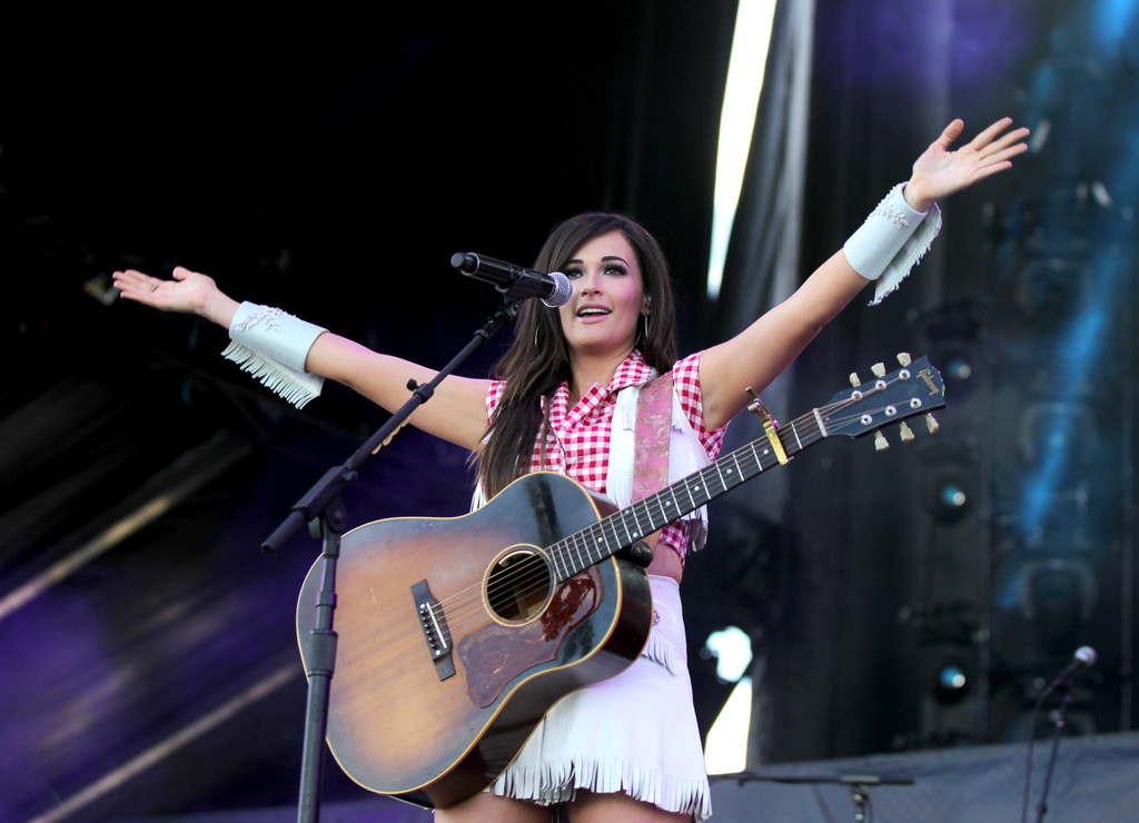Kacey Musgraves: 2014 IHeartRadio Music Festival
