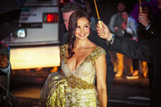 (Editors Note: this image was altered using digital filters) Ashley Judd arrives at the 2015 CFDA Fashion Awards at Alice Tully Hall at Lincoln Center on June 1, 2015 in New York City.