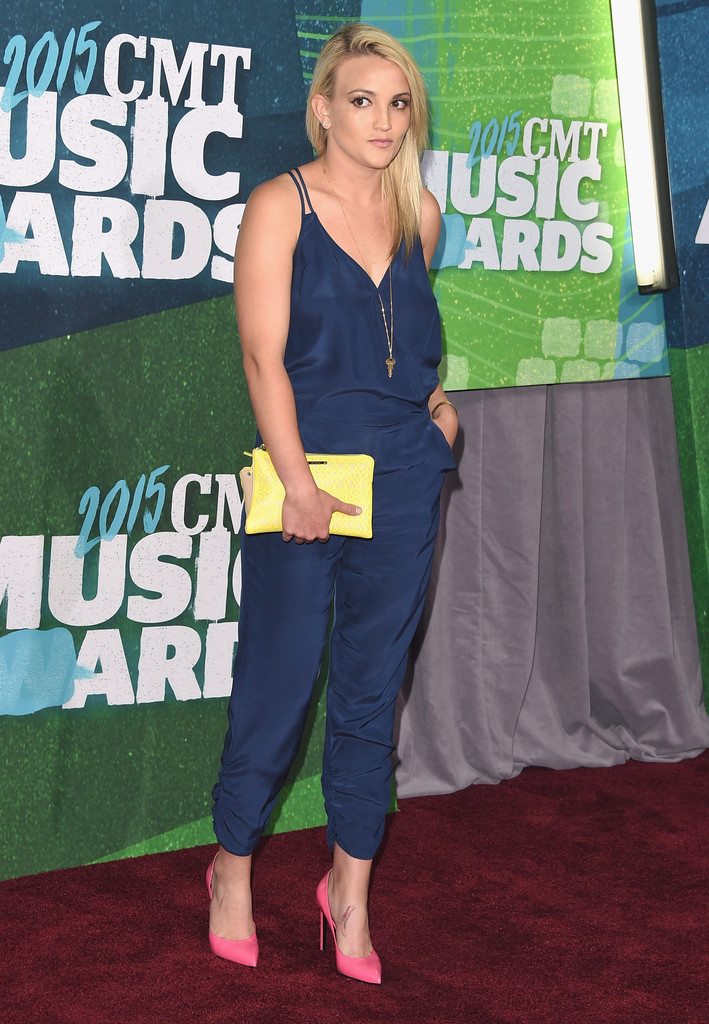 jamie lynn spears photos photos 2015 cmt music awards. Black Bedroom Furniture Sets. Home Design Ideas