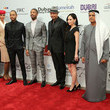 Michael B. Jordan and Abdulhamid Juma Photos