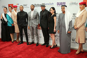 Michael B. Jordan and Abdulhamid Juma Photos Photo