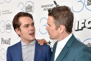 Ethan Hawke Ellar Coltrane Photos Photo