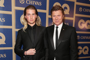 Richard Wilkins and Christian Wilkins Photos Photo