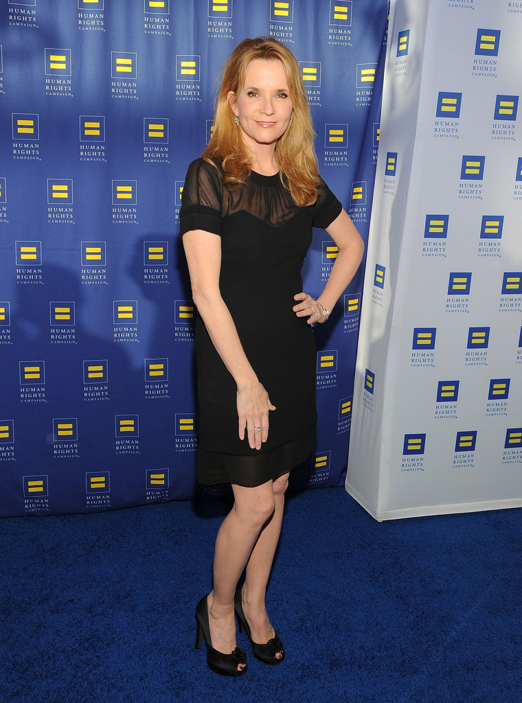 Lea Thompson Photos Photos 2015 Human Rights Campaign
