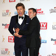 Richard Wilkins and Karl Stefanovic Photos