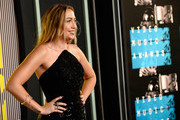 Actress Brandi Cyrus attends the 2015 MTV Video Music Awards at Microsoft Theater on August 30, 2015 in Los Angeles, California.