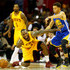 LeBron James Stephen Curry Picture