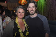 Forums producer at the Palm Springs International ShortFest Helen du Toit and director Jason Reitman attend the 2015 Palm Springs International ShortFest on June 19, 2015 in Palm Springs, California.