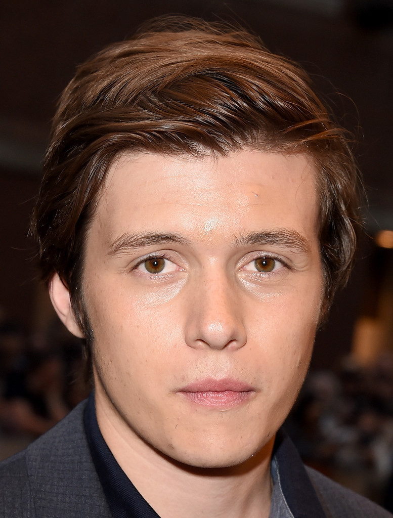 Nick Robinson in 2015 ...