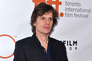 """Producer Chris Clark attends the """"Legend"""" premiere during the 2015 Toronto International Film Festival at Roy Thomson Hall on September 12, 2015 in Toronto, Canada."""