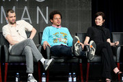 Eric Andre and Britt Lower Photos Photo