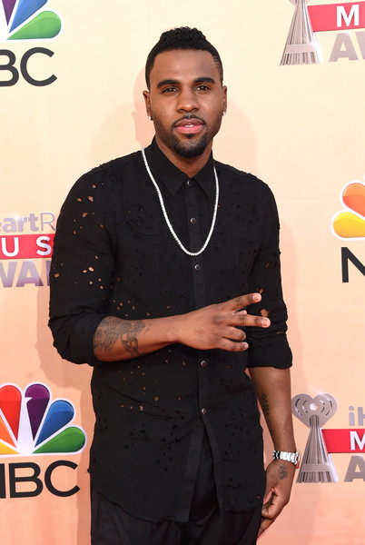 Singer/songwriter Jason Derulo attends the 2015 iHeartRadio Music Awards which broadcasted live on NBC from The Shrine Auditorium on March 29, 2015 in Los Angeles, California.