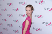 Olivia Jordan attends 2016 Breast Cancer Research Foundation Hot Pink Party at The Waldorf=Astoria on April 12, 2016 in New York City.