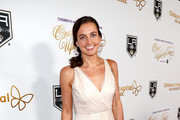 """Olympic swimmer Rebecca Soni attends 2016 Children's Hospital Los Angeles """"Once Upon a Time"""" Gala at The Event Deck at L.A. Live on October 15, 2016 in Los Angeles, California."""
