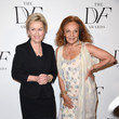 Diane Von Furstenberg Tina Brown Photos