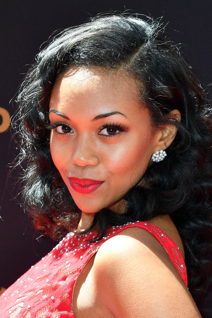 Mishael Morgan Nude Photos 100