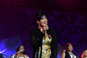 Dorinda Clark-Cole from The Clark Sisters performs onstage during the Tribute Finale at the 2016 ESSENCE Festival Presented By Coca-Cola at Ernest N. Morial Convention Center on July 3, 2016 in New Orleans, Louisiana.
