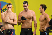 Cameron McEvoy and Kyle Chalmers Photos Photo