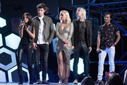 Liz Trinnear and Shawn Mendes Photos Photo