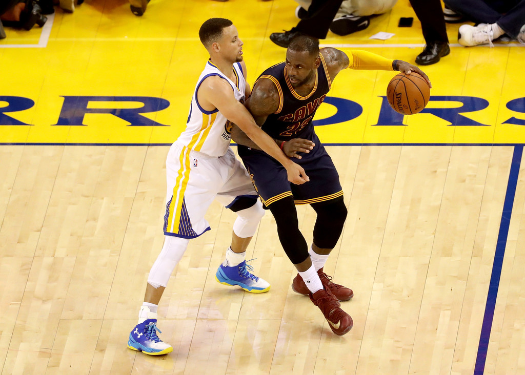 2016 NBA Finals: Game 1 Recap - Hoops Habit