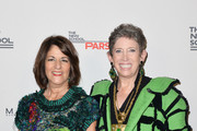 Designer Kay Unger and honoree Beth Rudin DeWoody and Burak Cakmak attend the 2016 Parsons Benefit at Chelsea Piers on May 23, 2016 in New York City.