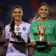Hope Solo and Alex Morgan Photos