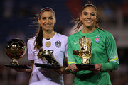 Hope Solo and Alex Morgan Photos Photo